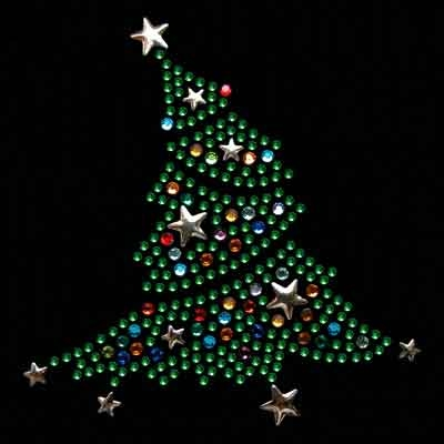 CHRISTMASTREEWITHSTARS